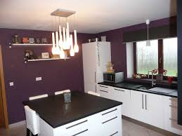 peinture element cuisine cuisine couleur prune galerie avec incroyable idee peinture meuble