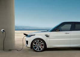 land rover 2018 range rover sport plug in hybrid electrifies updates for 2018