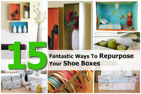 15 fantastic ways to repurpose your shoe boxes