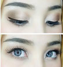 tutorial alis mata untuk wajah bulat cara make up natural berjilbab simple untuk wajah bulat caramakeup net