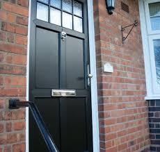 Green Upvc Front Doors by Front Doors Birmingham Composite Upvc Front Door Supplier