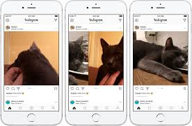 how to share multiple photos and videos in one instagram post