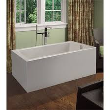 mti andrea 17a freestanding sculpted tub 54 x 30 x 20 25