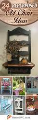 Repurposing Old Furniture by Best 25 Old Chairs Ideas On Pinterest Towel Racks For Bathroom