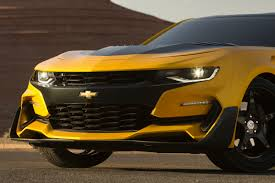 bumblebee camaro michael bay reveals bumblebee s look for transformers the