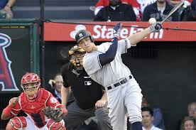 Aaron Judge Made His Mlb Debut In Center Field - judge teaches yankees a lot about the mlb draft
