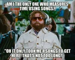 Funny Song Memes - how many songs