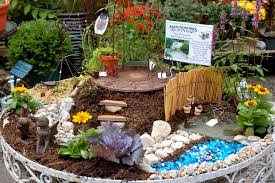fairy garden ideas landscaping christmas lights decoration