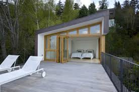 small modern cabin small rustic modern home plans