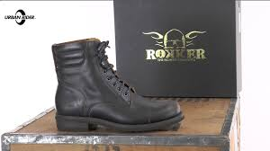great motorcycle boots rokker urban racer boot review urban rider youtube