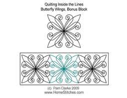 computerized quilting patterns by pam clarke