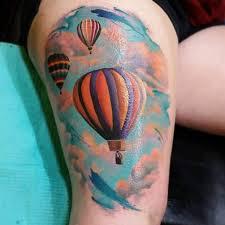 48 air balloon designs tattooblend