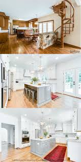 kitchens modern white remodelaholic before u0026 after from dated 1980 u0027s renovation to