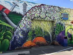 custom murals wall paint graffiti mural home corporate st maries high school mural project
