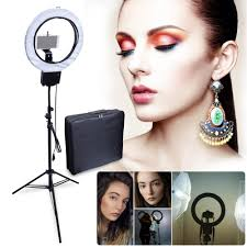 professional makeup light professional makeup ring light l with tripod stand