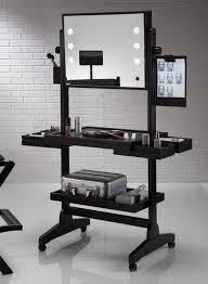 modern black dressing table makeup vanity bedroom furniture black modern dressing table