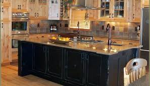 Distressed Wood Kitchen Cabinets Distressed Wood Kitchen Cabinets Exitallergy Com