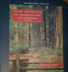 Corey Counselling Theory And Practice 9781305263727 Theory And Practice Of Counseling And Psychotherapy