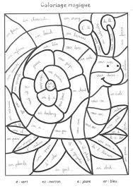 escargot 61 animaux u2013 coloriages à imprimer