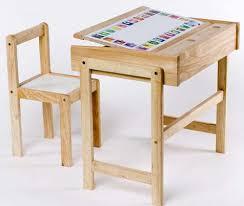 kids desk and chair set kids desk and chair pecan in desks table set regarding ideas 16