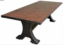 custom wood dining tables dining tables mortise tenon