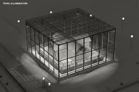 making of sarmiento museum 3d architectural visualization