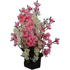 artificial flowers hyper boles multi color artificial flower blossoms bunch rs 100
