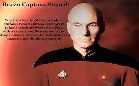 Jean Luc Picard Meme - captain jean luc picard tea