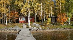 a step by step guide to closing your cottage for the winter