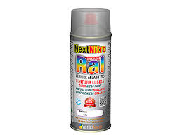 nitro spray paint in all the gloss ral colours ral 9006 white