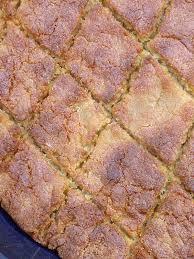 fenugrec cuisine helbeh le gâteau palestinien à la semoule