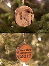 Wooden Christmas Ornaments To Make Mountain Modern Life Cabin Inspired Christmas Ornaments