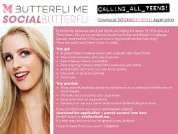 free makeup classes going on now butterfli me