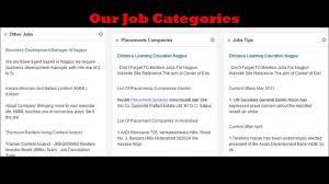 jobs for nagpur jobs in nagpur job nagpur sarkari jobs