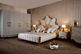Royal Bedroom Set by Royal Gold In White Bedroom Furniture Set Stylish Home Decors