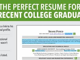 download recent college graduate resume haadyaooverbayresort com