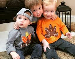 boys thanksgiving etsy