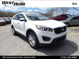 kia sorento in orchard park ny west herr auto group