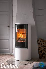 rais gabo gas ii free standing fireplace stove for the home