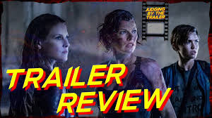 resident evil the final chapter 2017 wallpapers resident evil the final chapter 2017 trailer review youtube