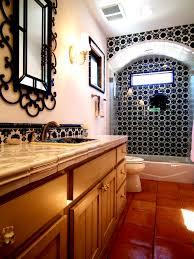 decorating impressive reformed home with saltillo tile flooring