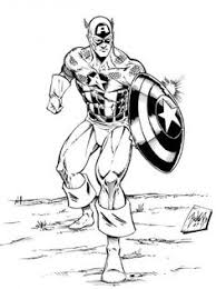 marvel super hero coloring pages 324732 jpg 1240 930 lineart