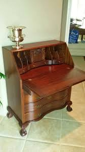 how to refinish a desk refinish an antique secretary desk museum quality restoration services
