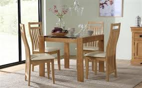 Oak Dining Table Chairs Oak Dining Sets Furniture Choice