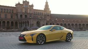 how much is the lexus lc 500 going to cost 2018 lexus lc 500 first drive youtube