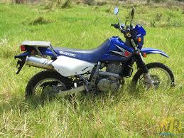 suzuki motorcycle green wild rider costa rica