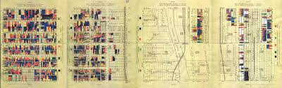Maps Of Chicago Neighborhoods by Chicago Workers During The Long Gilded Age Digital Collections