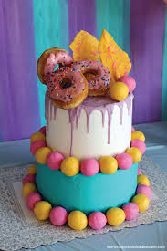 donut birthday party inspiration made simple