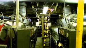 starting dual emd 645 u0027s on the tugboat resolute youtube