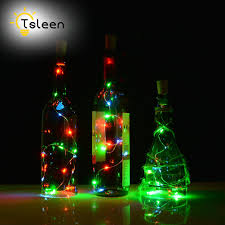 Halloween Lights Sale by Online Get Cheap Lighted Wine Bottles Aliexpress Com Alibaba Group